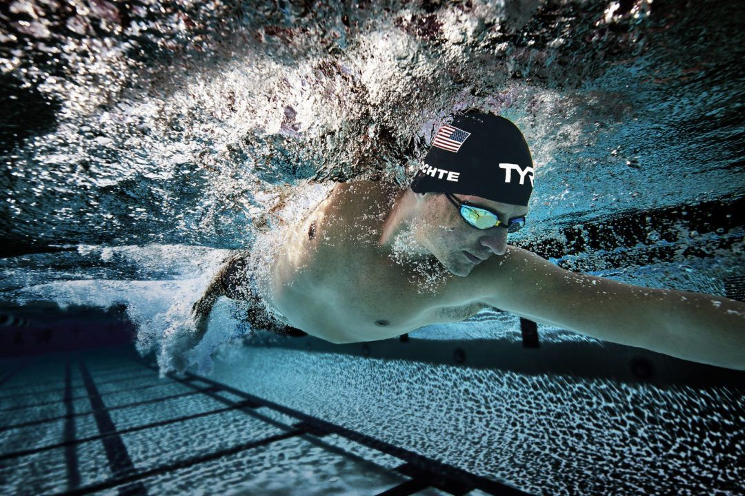 50-Meter Sprint Shootouts, 'Mystery' 200 IMs Added To 2018 Pro Swim Series