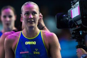 2017 Swammy Awards: Female Swimmer of the Year Sarah Sjöström