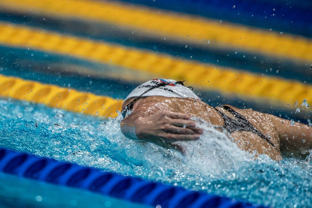 Here's How to Start Improving Your Mental Toughness in the Pool