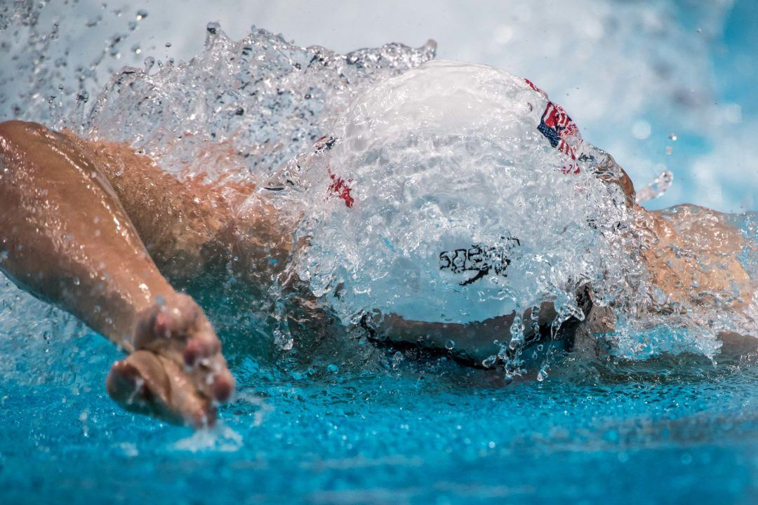 Why The Peaks and Troughs Of The Swimming Stroke Cycle Matter