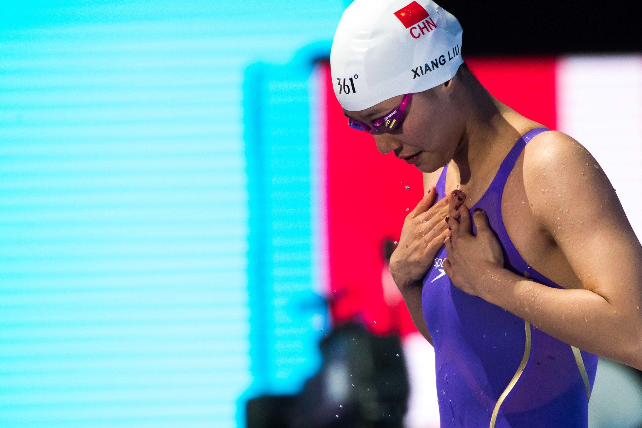 Asian game swim