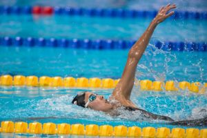 Japan's Yui Ohashi Discovers Something New About Her Swimming