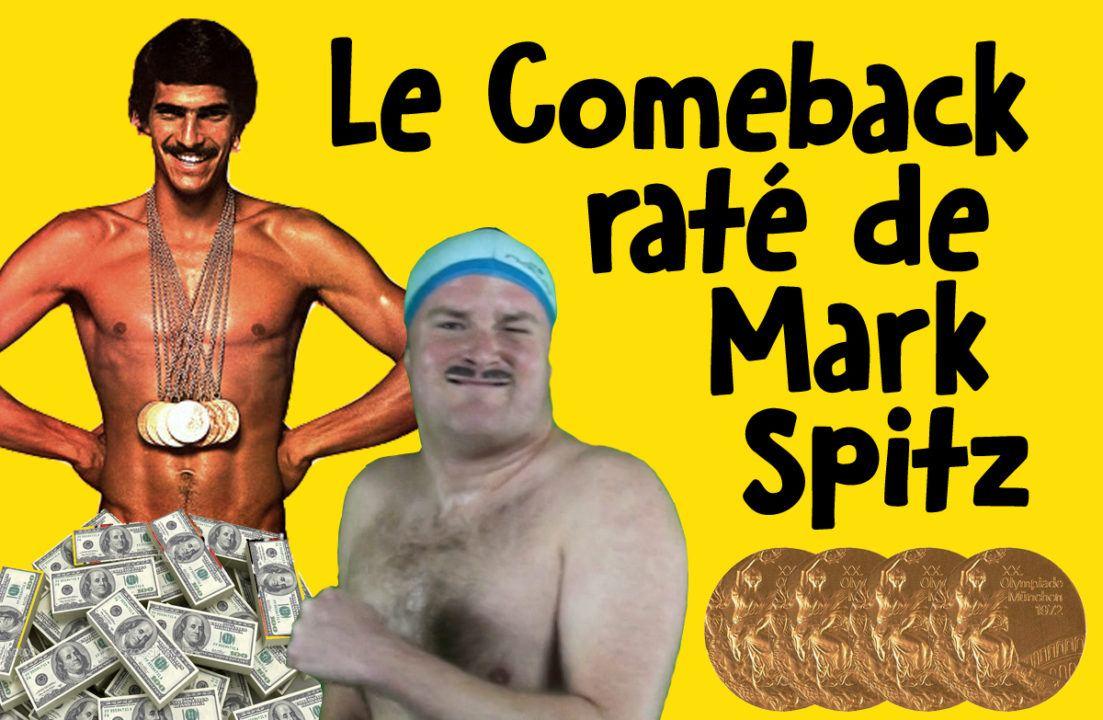 Salut les Baigneurs ! – Episode 2 : Le comeback raté de Mark Spitz