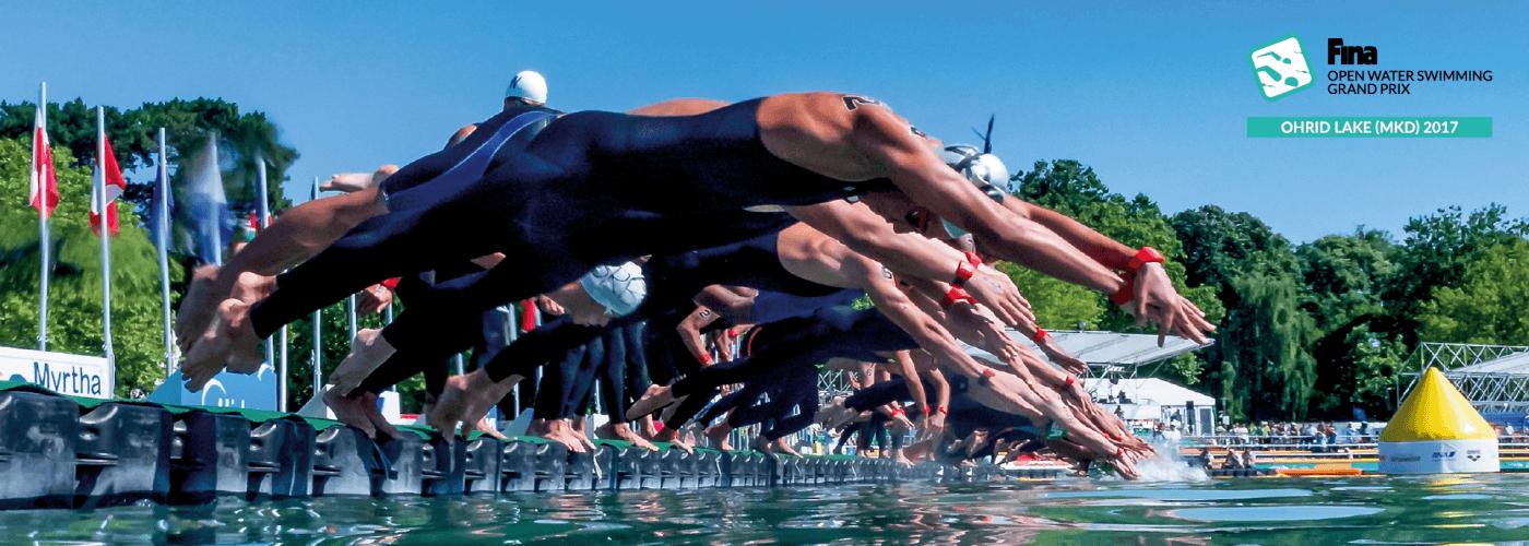 Italian Women Dominate Ohrid Lake Open Water Grand Prix
