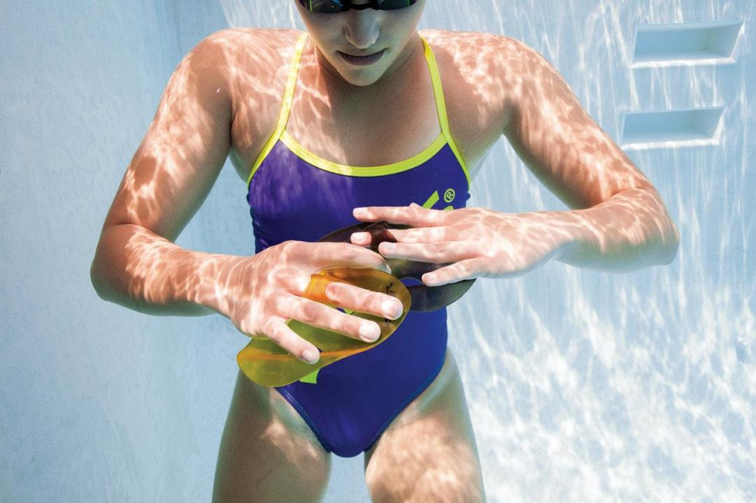 FINIS Is Changing The Way You Swim With Paddles