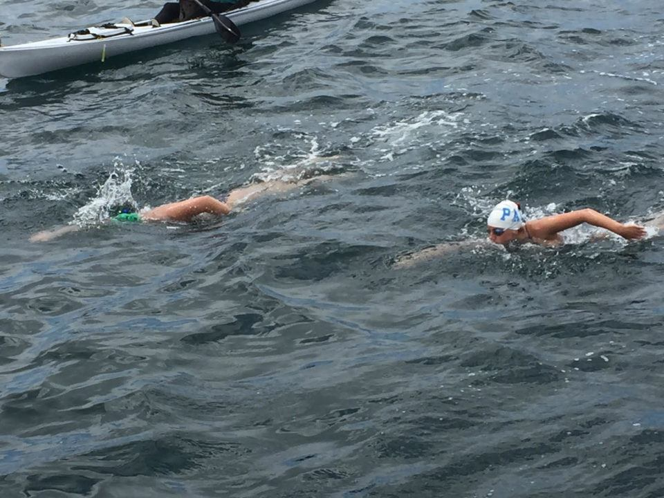 Two Teenagers Complete Solo Swim Of The Catalina Channel