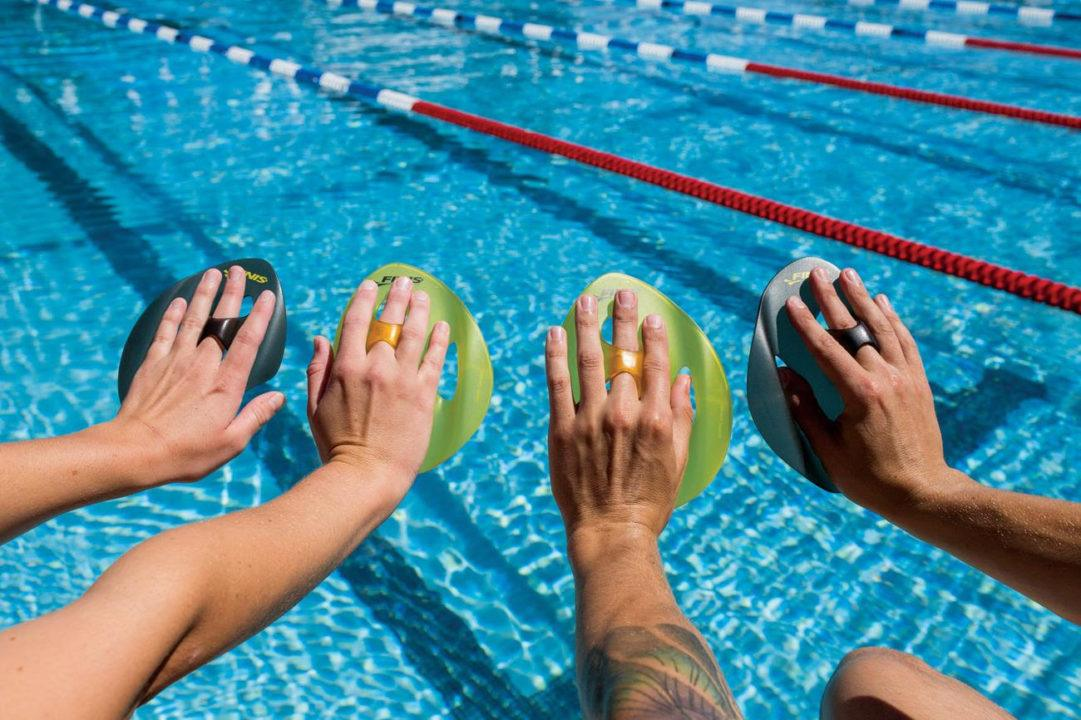 FINIS Set Of The Week: Targeted Muscle Group Training