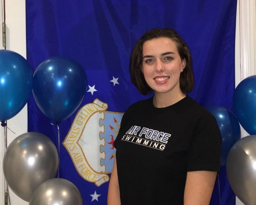Corinne DeSpain to Carry On Family's Tradition of Service with Verbal to Air Force