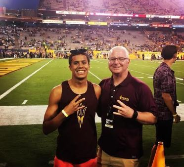 Jarod Arroyo, HS Class of 2019, Verbally Commits to Neighboring ASU