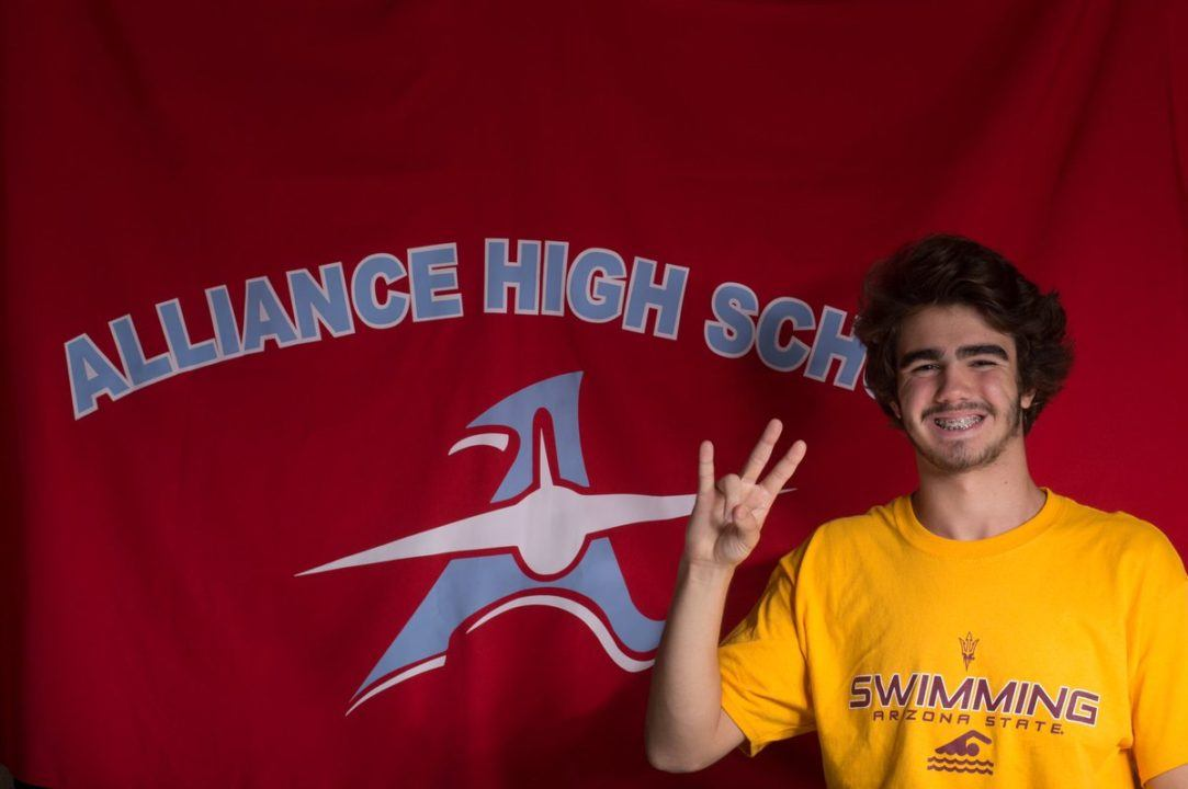 HS Sophomore Will Rose Verbally Commits to Arizona State for 2020-21