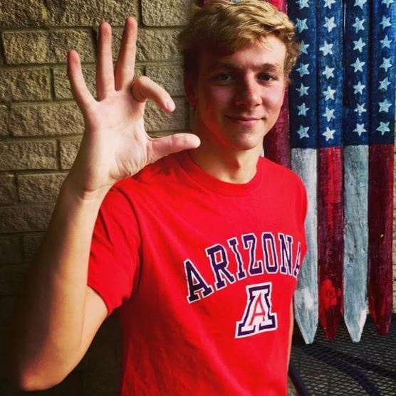 1:36 200-Freestyler Aldan Johnston Verbally Commits to Arizona