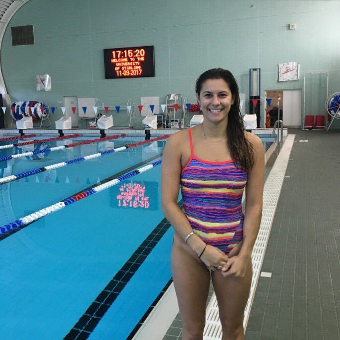 Olympic Finalist Aimee Willmott Now Calls University Of Stirling Home