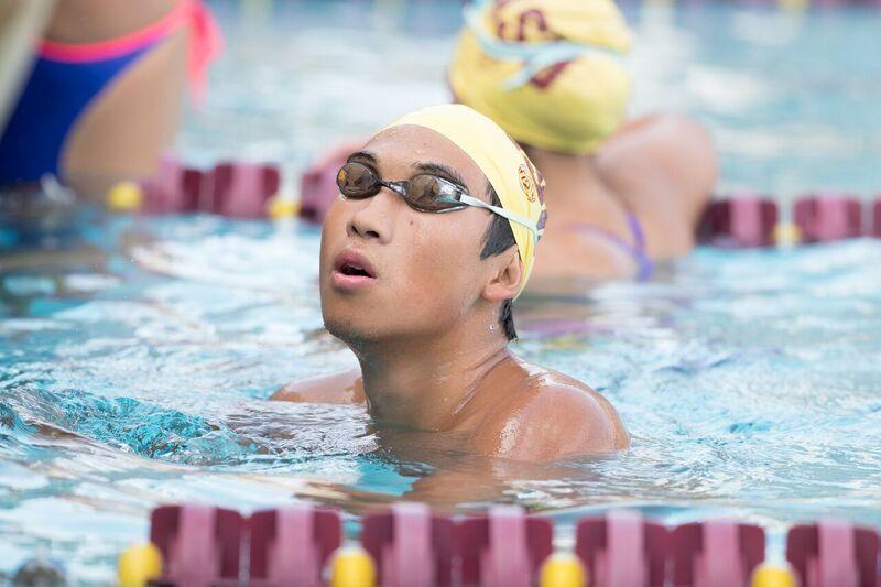 ASU Alum Patrick Park Hits Olympic Trials Cut in 50 Free at Mt Hood Futures