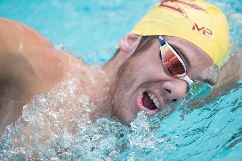 Pac-12 Champ Cameron Craig No Longer Swimming for Arizona State