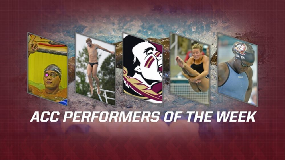 Florida State Sweeps First ACC Weekly Honors of 2017