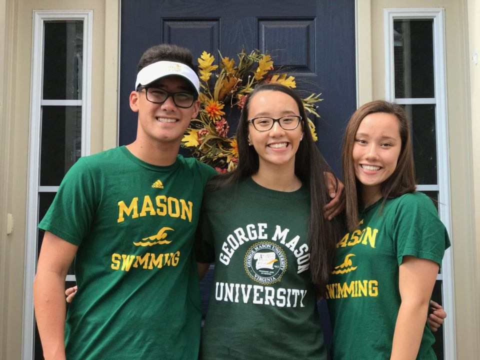 George Mason Scores a Three-fer with Verbals from NCAP's McKinley Triplets