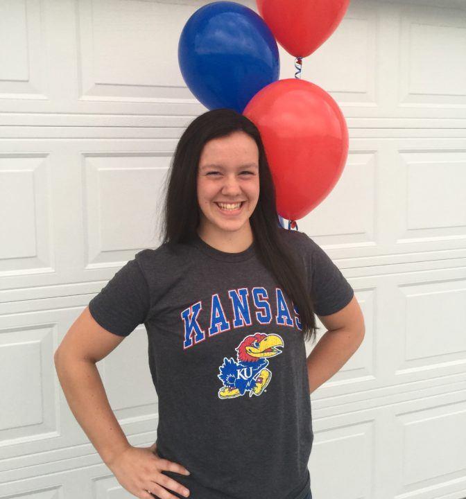 Nebraska State Record-holder Katilyn Witt Sends Verbal Commitment to Kansas