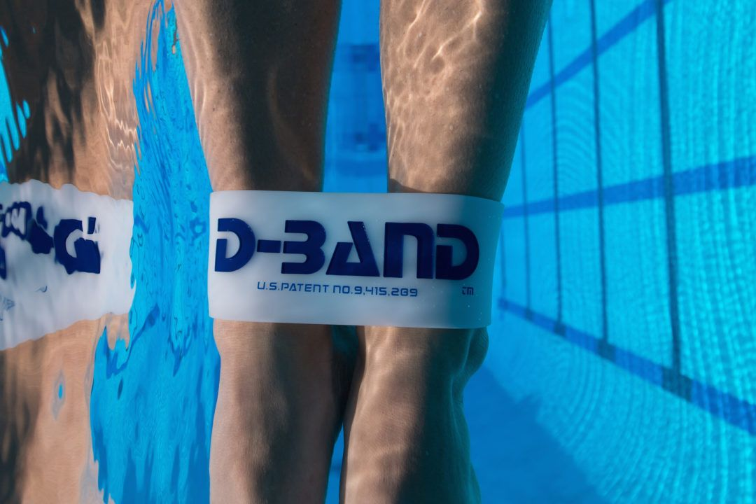 D-BAND™ Training Device Helps Build Upper Body and Core Strength