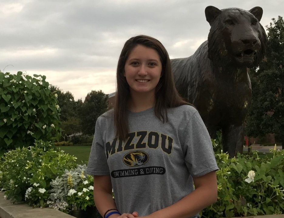 St. Charles Back/Free Specialist Audrey Guyett commits to Missouri