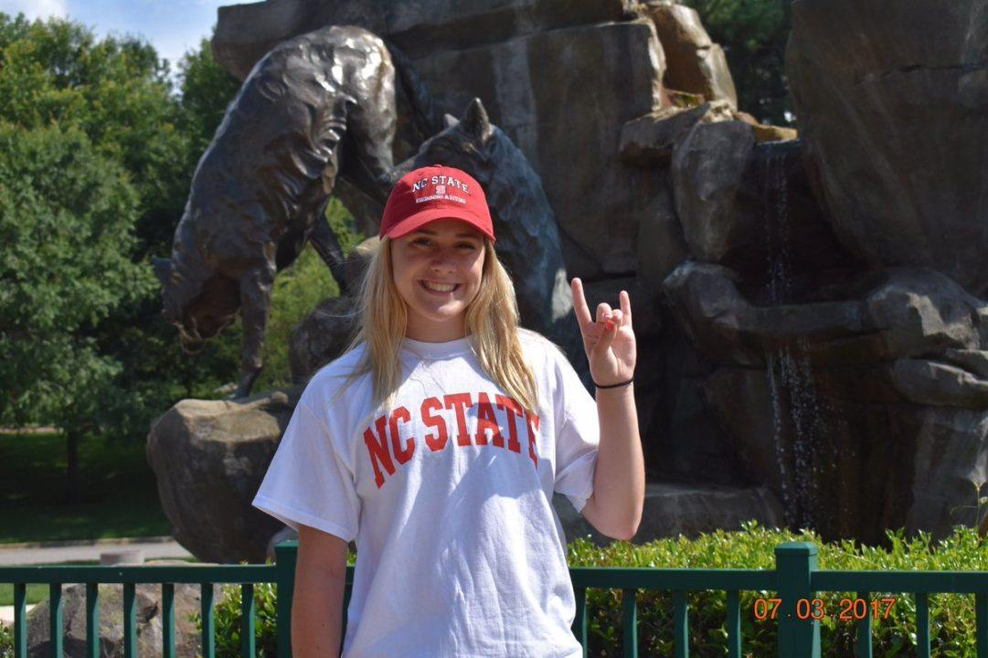 Pennsylvania Diver Taylor Bennett Verbally Commits to NC State Wolfpack