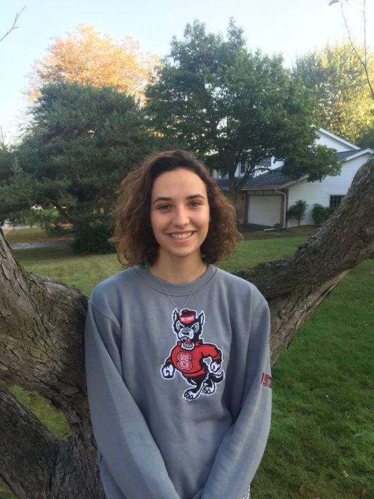 WIAA Diving Runner-up Sami Nickerson Verbally Commits to NC State