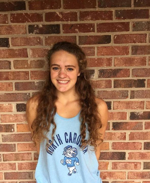 Tar Heels Earn Verbal Commitment from Winter Juniors Champion Heidi Lowe
