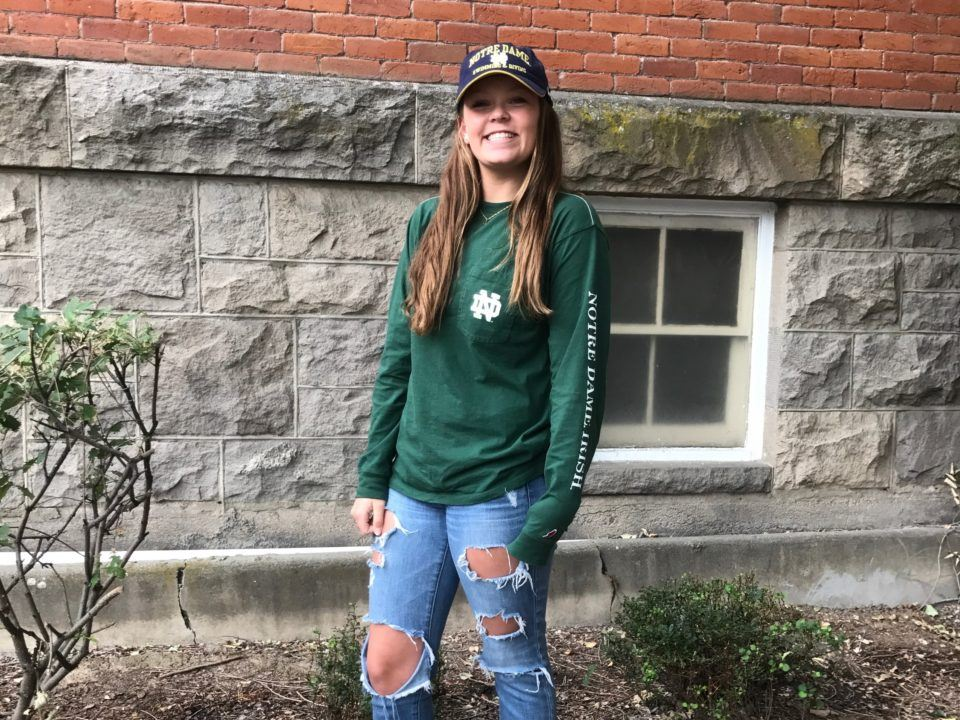 Idaho HS Record-holder Sammie Eyolfson Gives Verbal Nod to Notre Dame