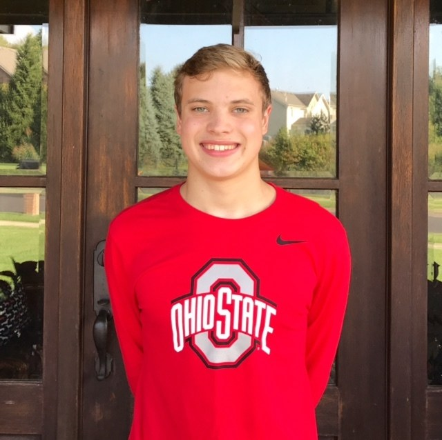 NAG Record-holder Josef Pohlmann Becomes 3rd Brother to Swim D1 with Verbal to OSU