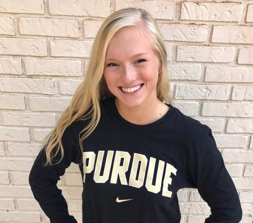 Zionsville's Tessa Wrightson Hands Purdue its First 2018 Verbal Commitment
