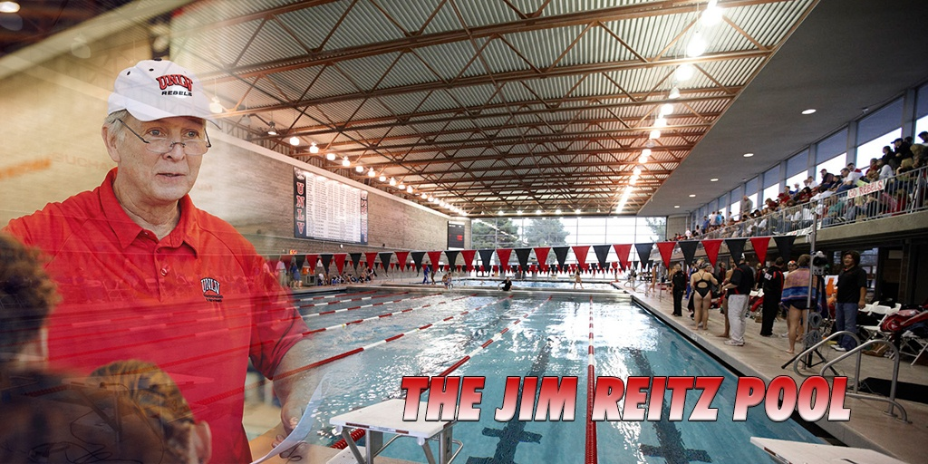UNLV Pool To Be Named The Jim Reitz Pool After Former Coach