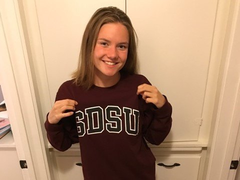 CIF State Champ Lizzie Menzmer Gives Verbal Nod to San Diego State