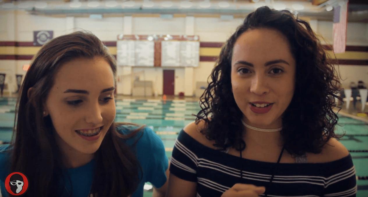 Swimquaintences: Blue Tide Aquatics on High School practices (Video)