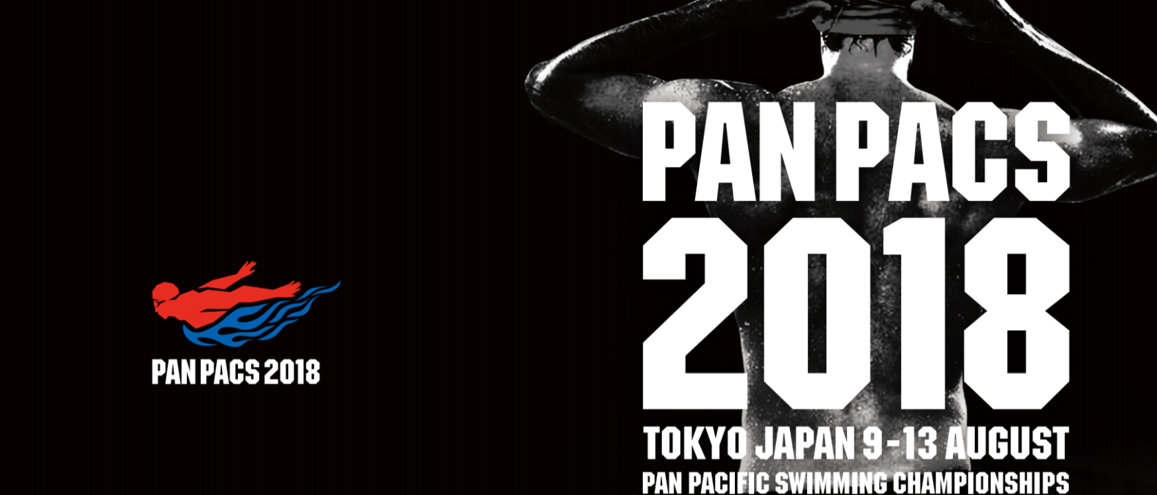 Official 2018 Pan Pacific Championships Website Now Available