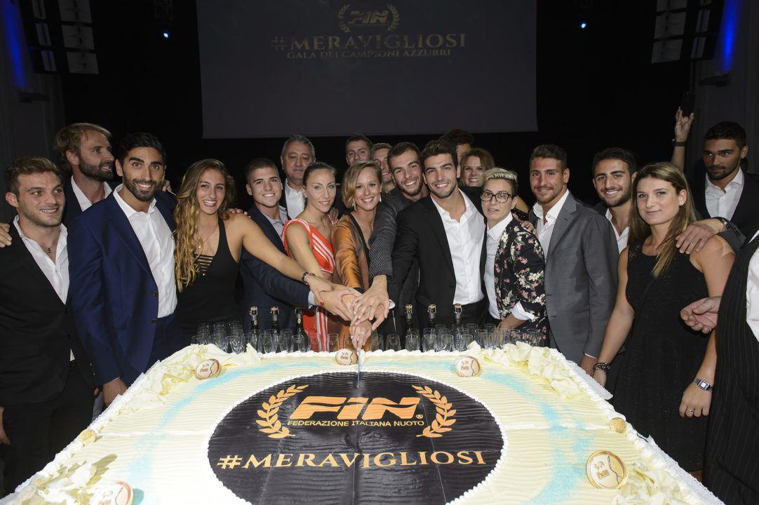 Una serata di gala per celebrare i nostri Meravigliosi atleti