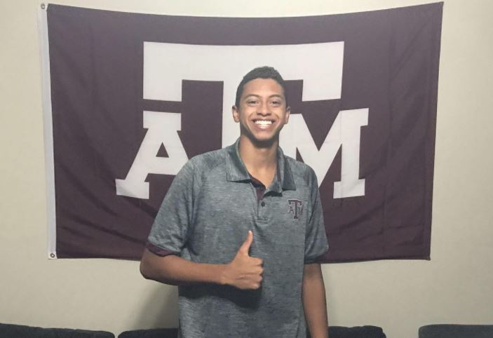 National Junior Teamer Shaine Casas Gives Texas A&M His Verbal Commitment