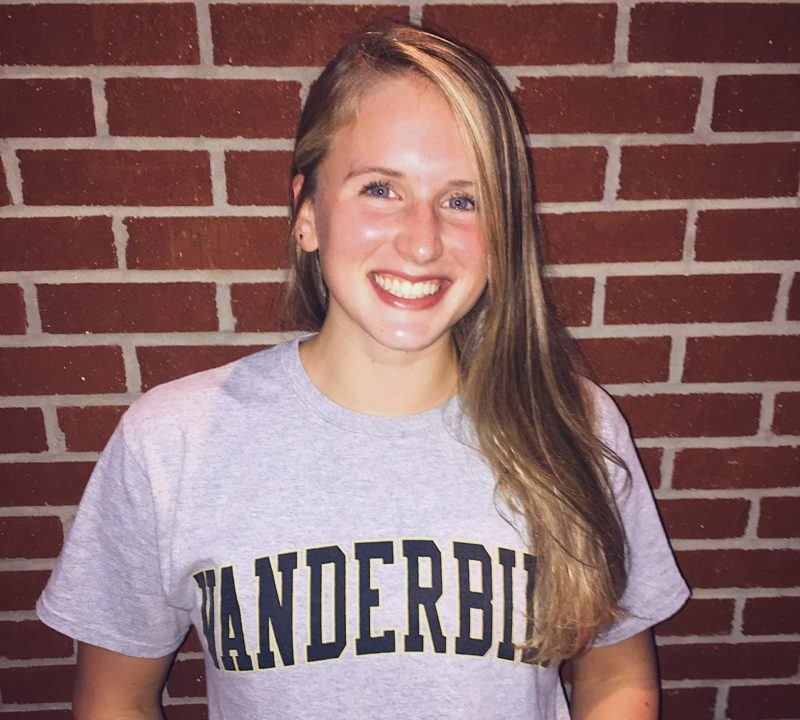 Mason's Lauren Thomas Makes Verbal Commitment to Vanderbilt