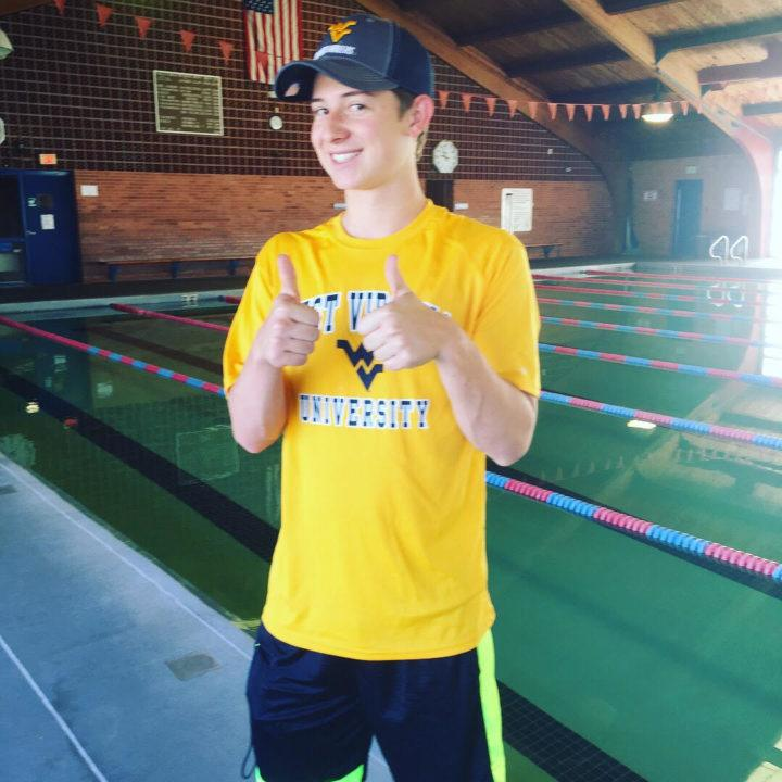 New Mexico Record-holder Joshua Harlan Gives Verbal to West Virginia
