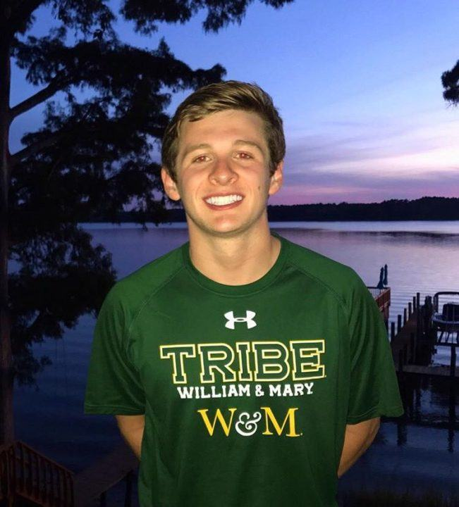 William & Mary Reels in Verbal from 4x VHSL 5A Finalist Kade Younger