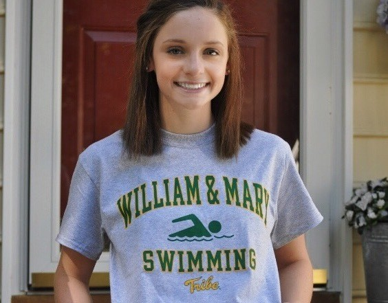Virginia 5A Finalist Rebecca Rogers Gives Verbal to William and Mary