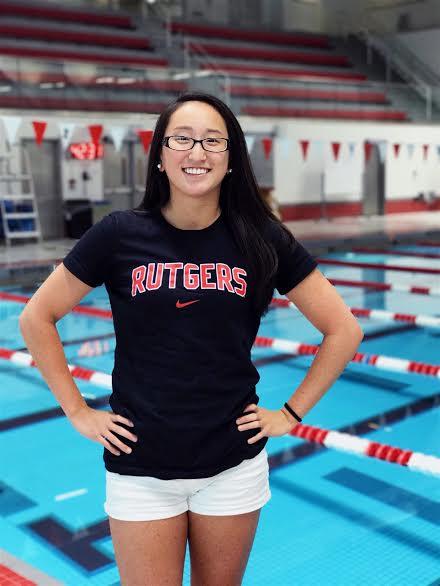 Rutgers Picks Up Verbal Commitment From Butterflier Kasja Dymek