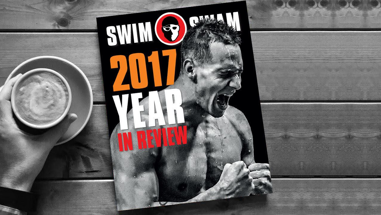How To Get The 2017 Year in Review SwimSwam Magazine With The Caeleb Dressel Cover