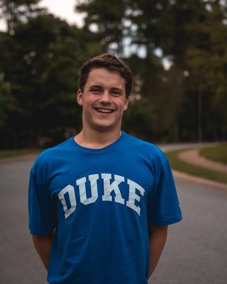 SwimMAC's Colson Zucker Stays In-State, Commits to Duke Blue Devils