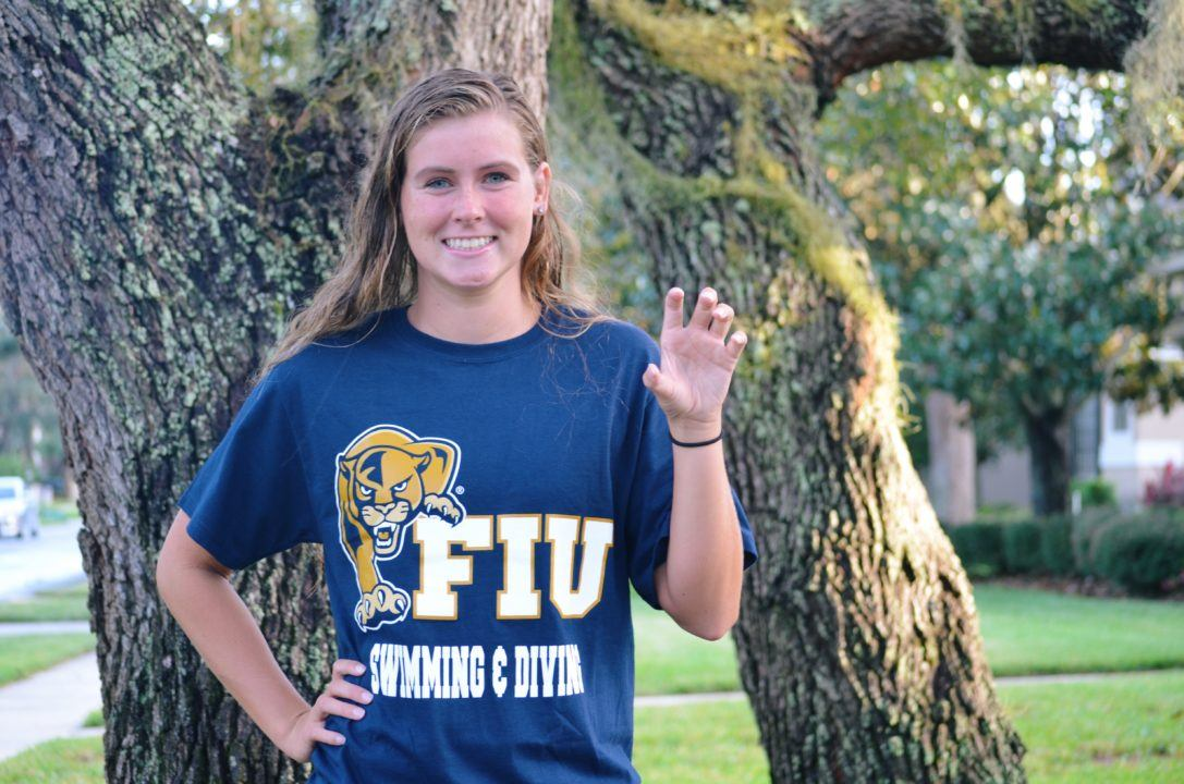 Winter Juniors Qualifier Chloe Hampson Gives Verbal to FIU