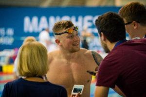 """Adam Peaty desafía a la FINA: """"saben que no me pueden suspender"""""""