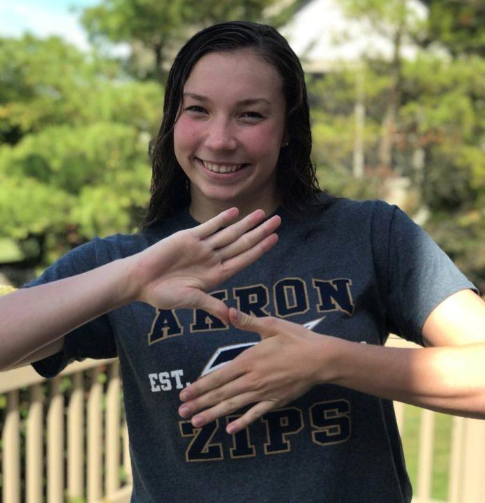 OSSC's Lauren Cooper Verbally Commits to the Akron Zips for 2018-19