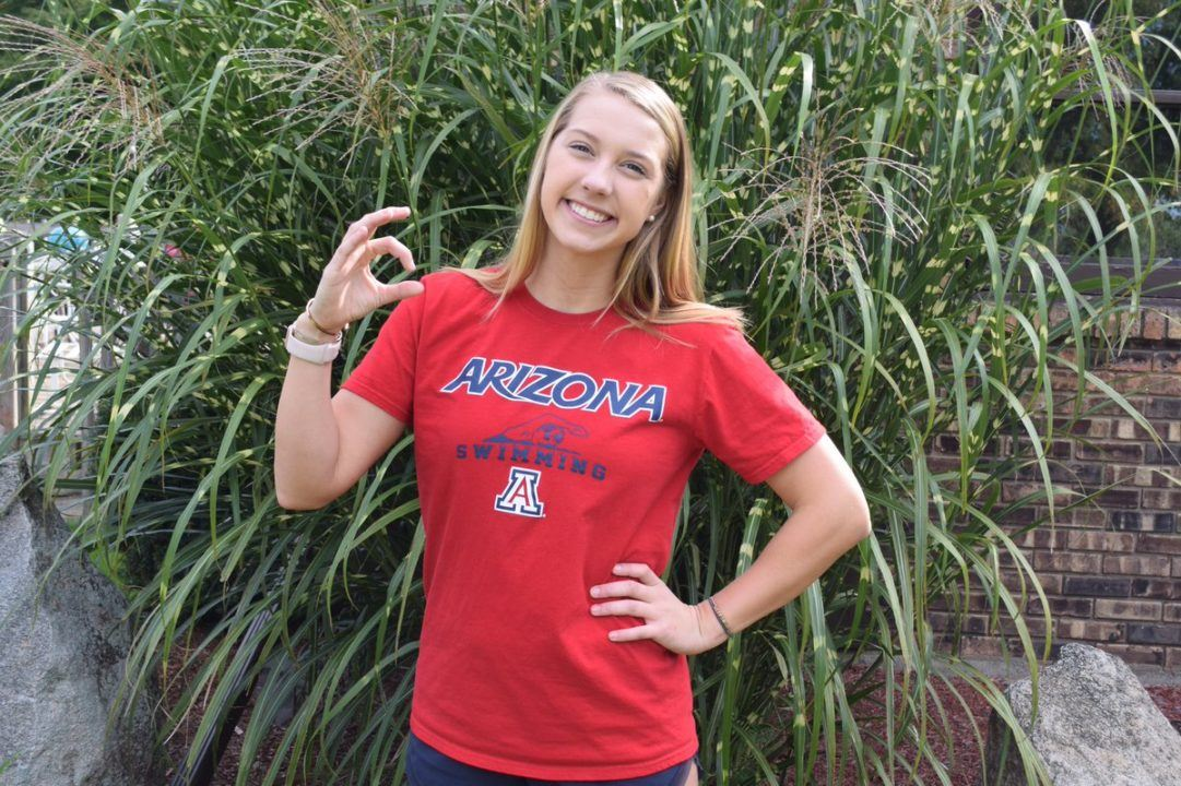 YNats Record-holder Madison Blakesley Verbally Commits to Arizona Wild