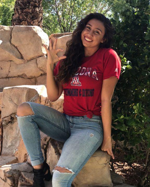 6x NIAA State Champion Victoria Navarro Verbally Commits to Arizona