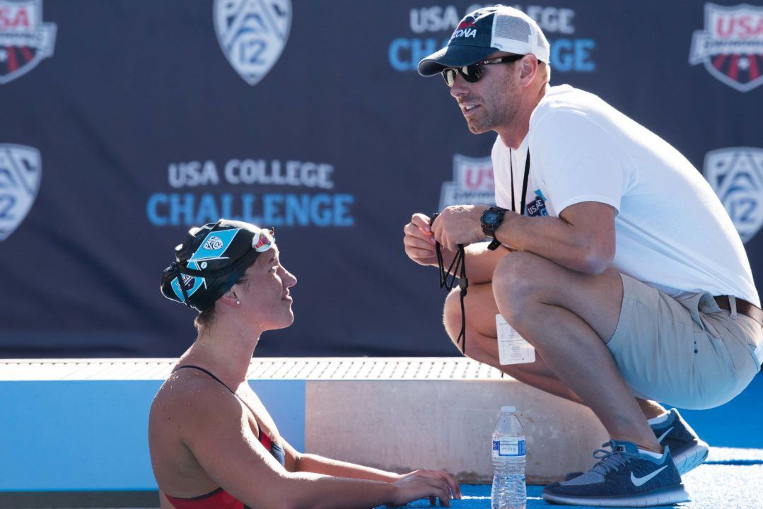 Perchè la Fiducia nell'Allenatore ti Migliorerà come Nuotatore