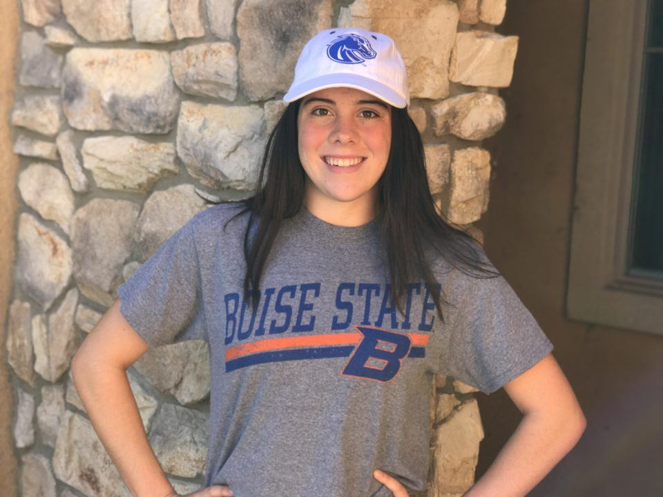 Freestyler Ariane Skeggs Sends Verbal Commitment to Boise State