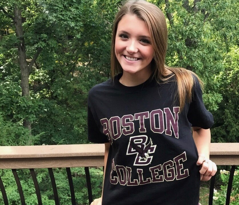 Boston College Secures Verbal Commitment from 2x MSHSAA Champ Laney Thomas